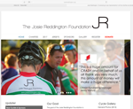 josie reddington website designed by alwaysinspired
